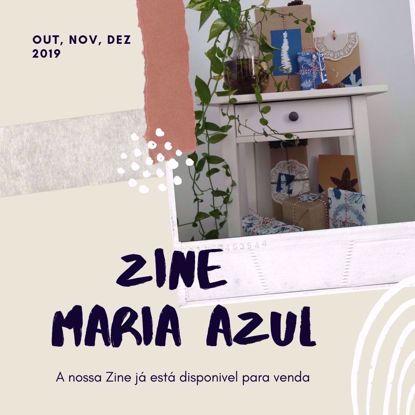 Zine Maria Azul