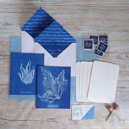 kit de postais