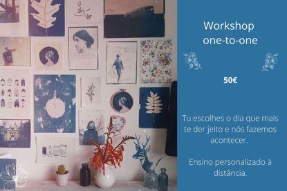 Imagem de Workshop de Cianotipia one-to-one